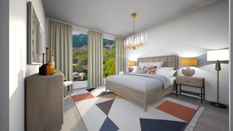 natural room  - Bedroom - by TamarK