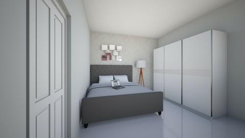quarto reforma - Bedroom - by daanilopess