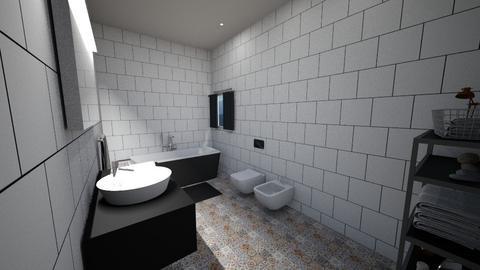 bathroom - Bathroom - by AfroditeGoldie
