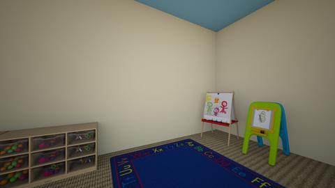 123 - Kids room - by TVYMKDCNXQBJHAGDYRMDUAJAWMHKCKV