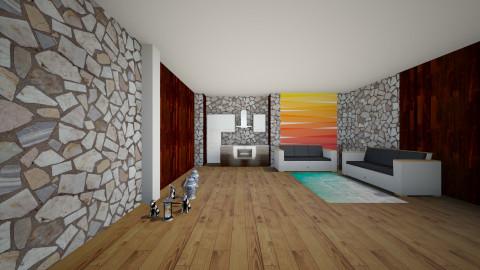 Hayala  - Living room - by Habib Altamimi
