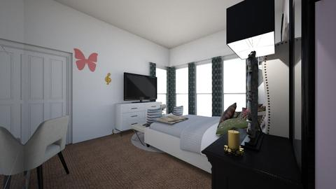 dream2reality - Glamour - Bedroom - by Stephanie Felix