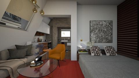 Casa384 - Feminine - Bedroom - by nickynunes