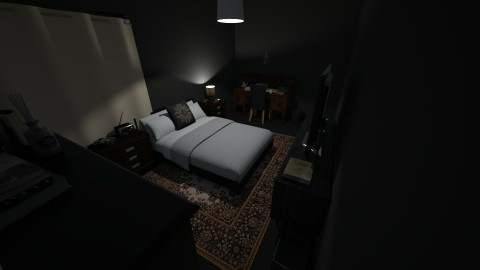 Dusks Room - by collecting_cookies