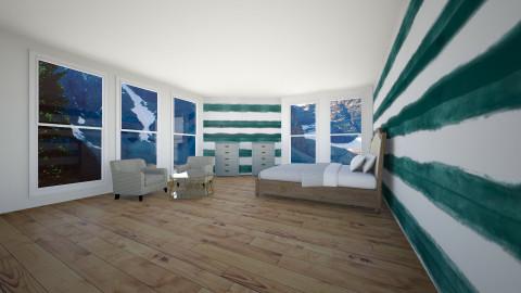 1 - Bedroom - by Designbeginer