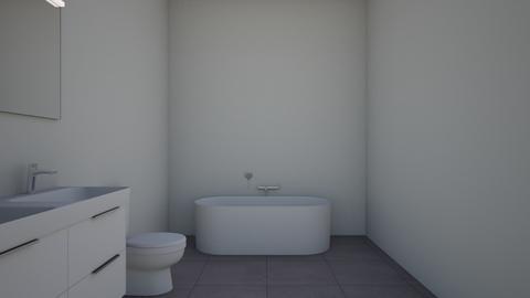 Family Bathroom - Bathroom - by SunflowerK