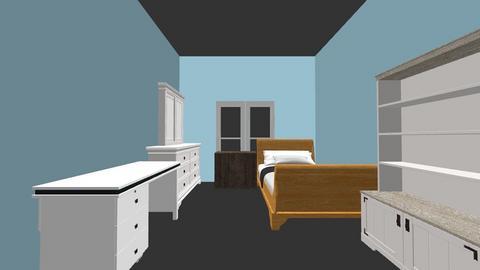 Merediths room - Bedroom - by mhodus