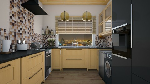 kitchen2 - Kitchen - by marmary83