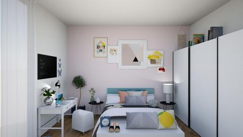 playfulll room - Bedroom - by yusra1113