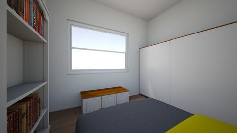 Morena bedroom - Minimal - Bedroom - by NannaFinne
