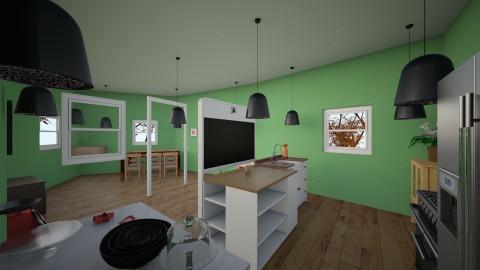 dinning - Kitchen - by Soulight Raindancer