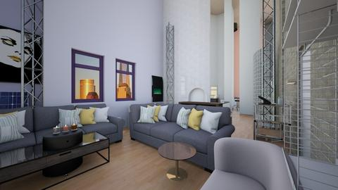 11132019_LivingRoom - Modern - by Everybodyloveskm