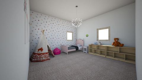Moos bedroom - Modern - Kids room - by izzizz108