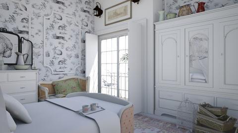 shabby bedroom - Vintage - Bedroom - by Ripley86