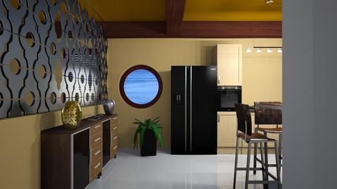 kitchen - by katalyn11