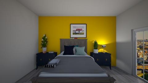 gabi - Bedroom - by furret321