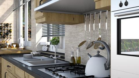 IP Artisan Kitchen - by cuneyt oznur