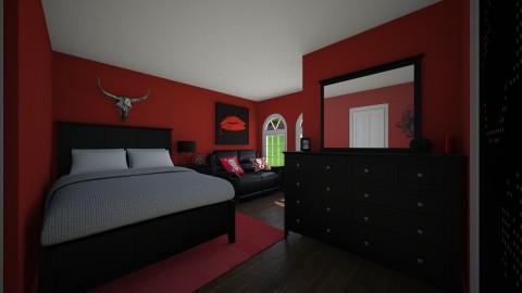 Rockstar - Bedroom - by hwoodward1
