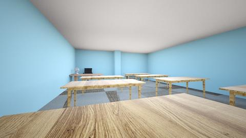 Dream classroom - by lbrownell