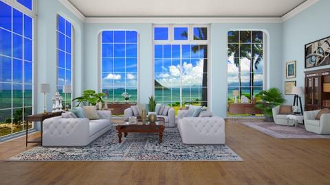 Blue Hawaii - by jade61356
