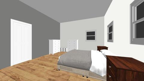 Living Room 1 - Living room - by maeveneis08
