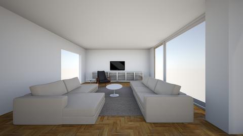 Andrea cotizacion b - Living room - by karlitajmlm
