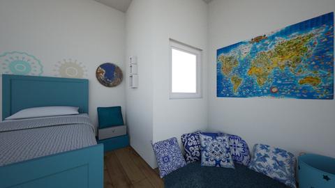 Explorer Room - by ckwoodcook23