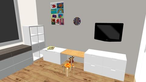 2 - Kids room - by mariamirabela83