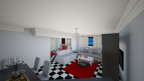 test 031 - Living room - by Maria Eleni Bataki