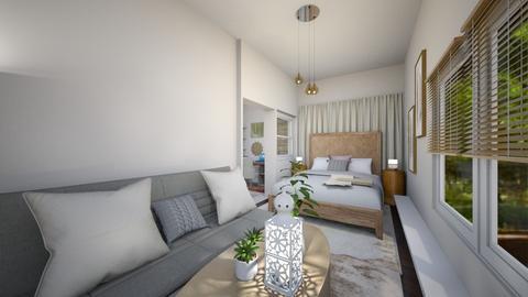 Maya Bed 6H - Bedroom - by puckermate1