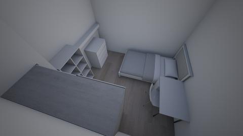 my room - Bedroom - by engelhelferr
