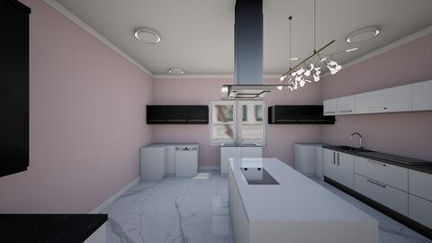 HouzzHlp kitchen redeaux - Kitchen - by hmgrl