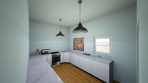 Kitchen - by TaraBee28