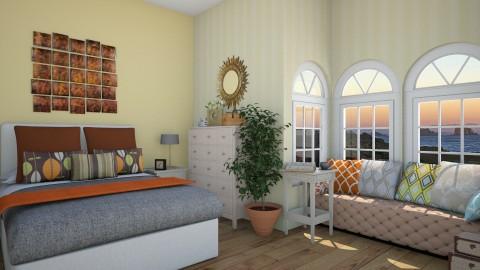 bedroom1 - by Daria T
