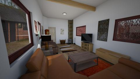 Lounge 2 - Living room - by Robin4801