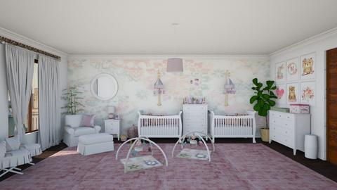 Nursery - by Larcho1996