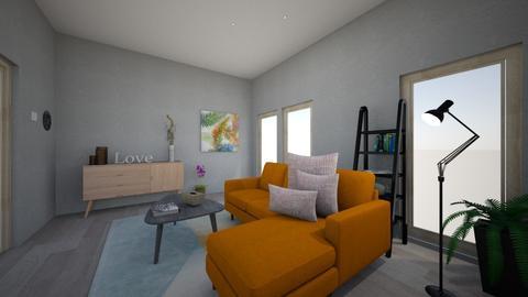 moderen living - Living room - by Sarah De Clercq