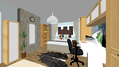 Bedroom Re Design - Classic - by interior123