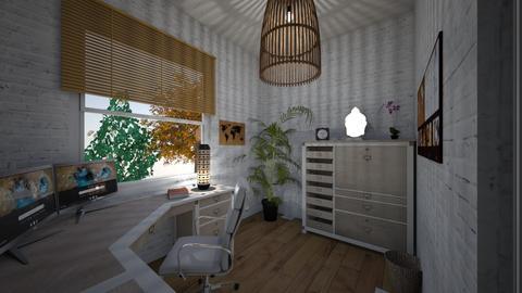 Cala Vadela - Office - by Lisett