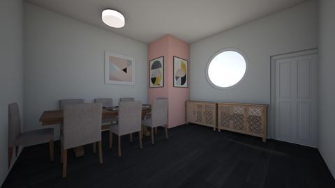 extra1 - Dining room - by sydneyceg