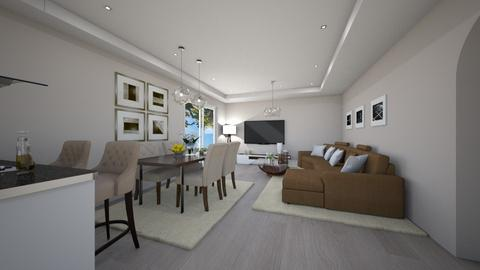 JKB Small Living Room 2 - Living room - by JarkaK