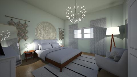 tt - Bedroom - by angelapotato