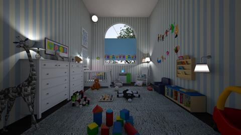 lauren - Kids room - by hillygabe