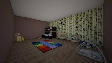 Kids room - Kids room - by ZoeyK22