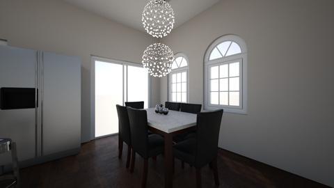 Interior Design Kitchen  - Kitchen - by bird lover