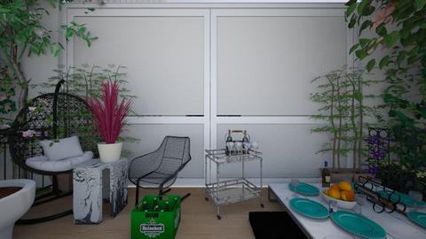Room 4 - Garden - by annafs5
