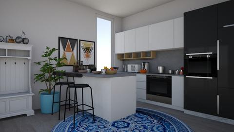 I wish  - Kitchen - by roomlife4