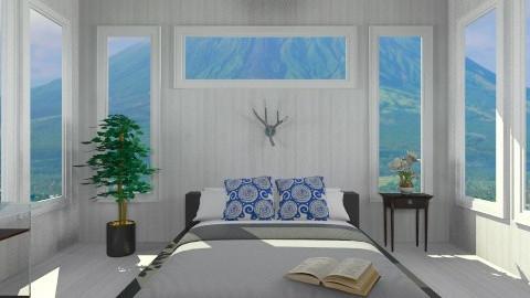 Zen 2.0 - Bedroom - by Flzh K