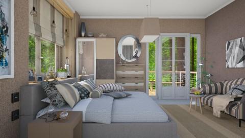 Scandinavian home_colors  - Eclectic - Bedroom - by Ida Dzanovic