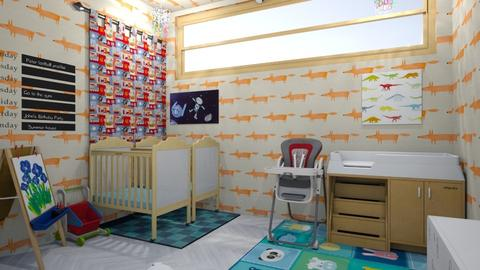 Babys coming home - Classic - Kids room - by Ashley Zuppichini